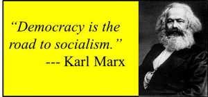 To whom should we listen, Karl Marx or Thomas Jefferson?