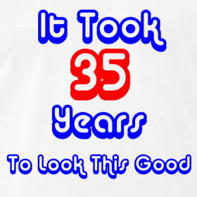 Funny Birthday Gifts and Birthday T-shirts