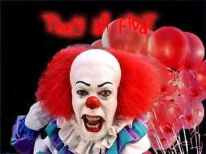 classic-horror-movie-IT-pennywise-the-clown-quote-refrigerator-toolbox ...