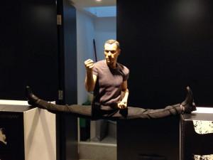 Enterbay Teases Jean-Claude Van Damme Figure