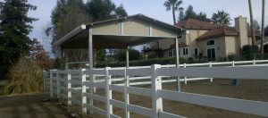 Horse Pasture Shelters