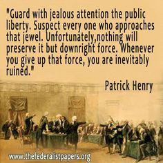 Patrick Henry More
