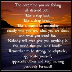 my favorite quotes blog archive the next time you are feeling stressed ...
