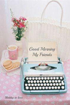 Good Morning Beautiful ☕️