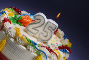 25 Things Turning 25 This Year