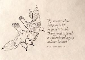 Ritzer: teacher, Assumption College graduate (2011), and passionate ...