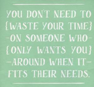 Dont Be taken Advantage Of