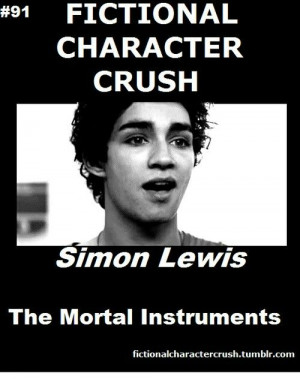 Simon lewis - the city of bones