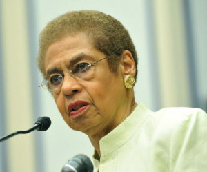 Del. Eleanor Holmes Norton parks terribly near Capitol 1 month ago