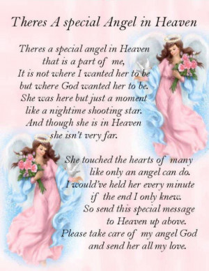 Angels In Heaven Quotes Angel in heaven