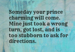 Funny Quotes Prince Charming