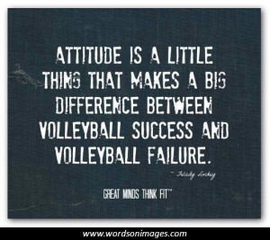 Famous volleyball quotes