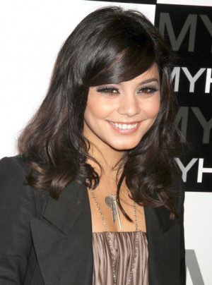 Vanessa Hudgens attended the launch of MYHABIT.com at Skylight West on ...