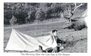 Last Day of Elk Hunting Season