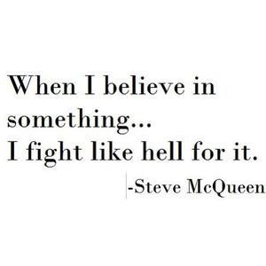 steve mcqueen quote - Alexander McQueen
