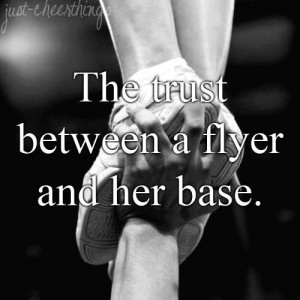 funny cheerleading quotes about bases – Google Search