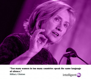 Hillary Clinton Quote Intelligenthq