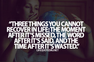Life Quotes for Teenager