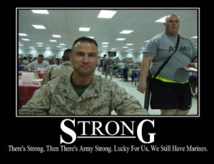 Army Strong?