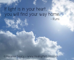 ... find your way home.