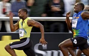 Video Usain Bolt Vs Tyson Gay 100m Stockholm 2010