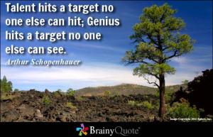 Genius Quotes