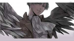 Anime Attack on Titan Levi