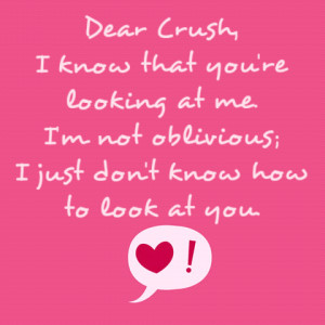 dear crush on Tumblr