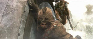 Chewbacca and His Eloquent Quotes