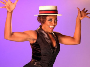 Patina Miller Pippin Pippin star patina miller shows off her fosse ...