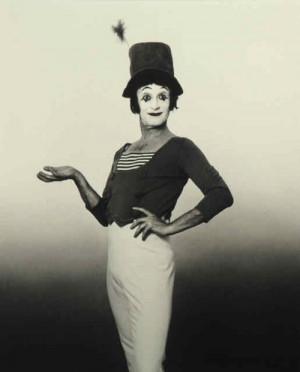 Marcel Marceau: Mime Clowns, Marcel Marceau, Young Artists, Language ...