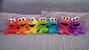 how cute elmo n cookie monster =)