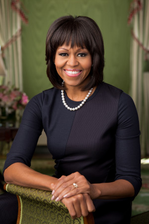When people ask First Lady Michelle Obama to describe herself, she ...
