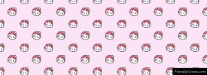 Love You Kitty Facebook Cover