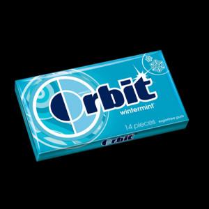 Orbit Wintermint More views. orbit gum wintermint 12ct