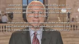 John McCain calls Louis Gohmert stupid