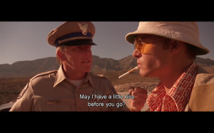 Fear and Loathing in Las Vegas Movie Quotes