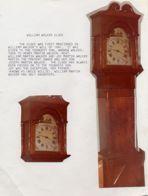 Grandpa Quotes From Granddaughter This is the grandfather clock
