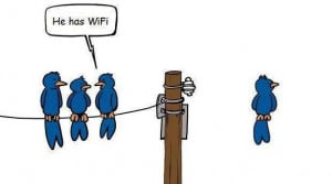 Wireless, Internet Funny Picture, Joke, Humor, Wi-Fi, Hilarious ...