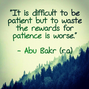 Islamic Quotes On Patience Islamic Quotes In Urdu About Love In ...