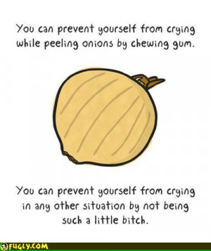 You Can Prevent Yourself From Crying