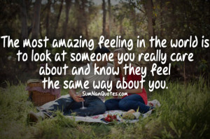 , cute, ground, picnic, sitting together, quotes for feelings, quote ...