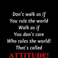attitude quotes and sayings photo: Attitude.jpg