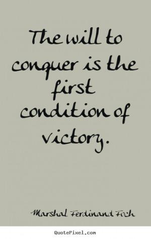 ... ferdinand foch success quote posters create success quote graphic