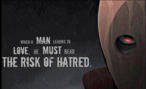 Obito Uchiha Quotes Uchiha obito quotes