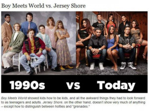 Cool Things in 90s vs. Cool Things Today (10 pics)