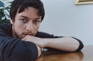 James McAvoy (Mr. Tumnus)
