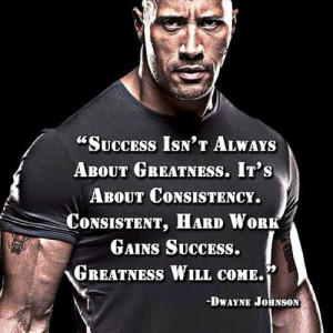 Lessons on Success You can Learn from The Rock