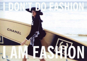 Sh*t Fashion People Say: Outrageous Quotes From Karl to Coco