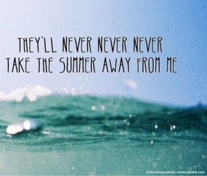 Vintage Summer Quotes
